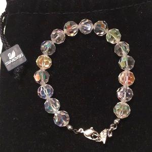 Swarovski Crystal bracelet.  Very sparkly!